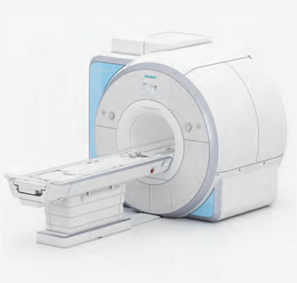 Magnetic Resonance Imaging, MRI